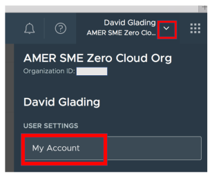 VMware Cloud on AWS Code Samples – VM Dave
