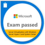 Exam-Server-Virtualization-with-Windows